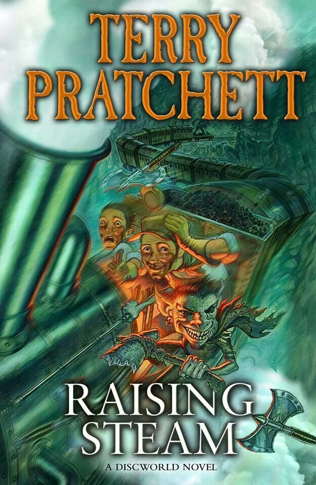 Terry Pratchett's Raising Steam