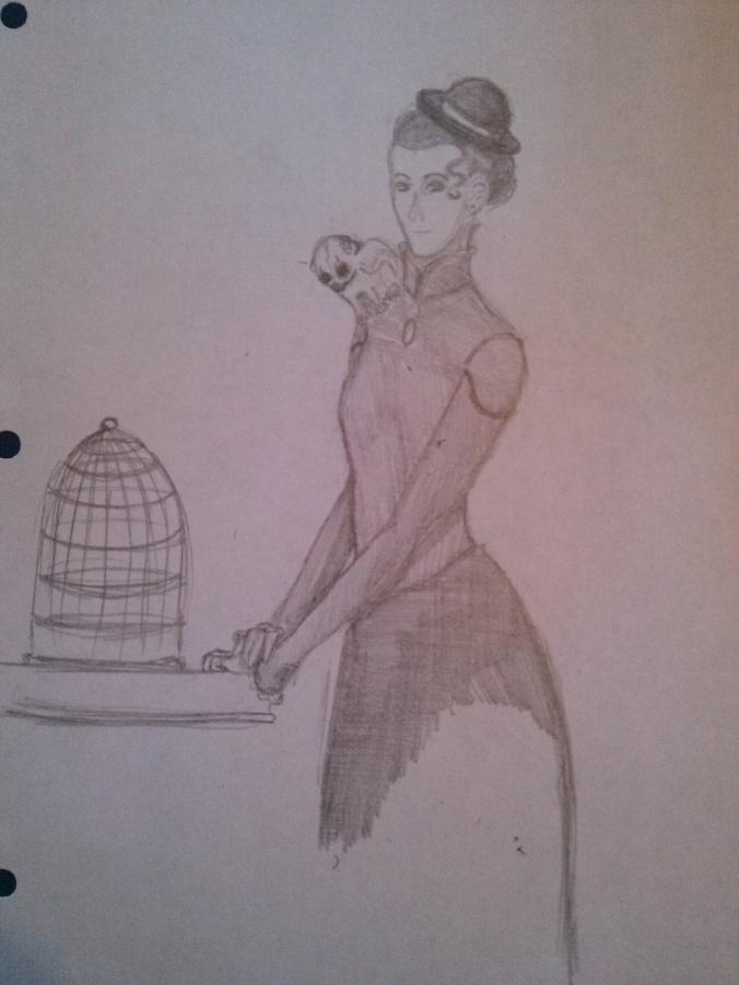 DrbarlowSketch